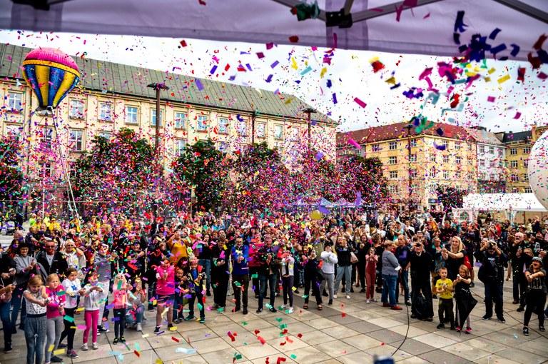 Ostravská muzejní noc 2021 - své dveře otevřela nejen muzea