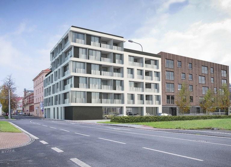 Ostravské projekty přinesou 182 nájemních bytů