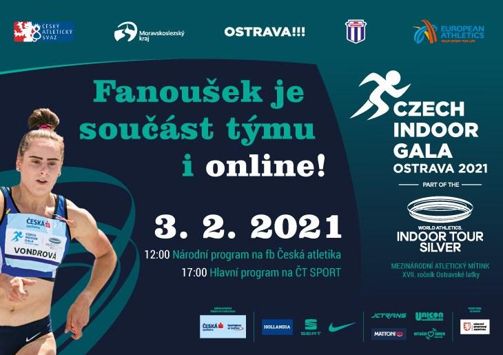 Ostravské sportovní Gala se konat bude