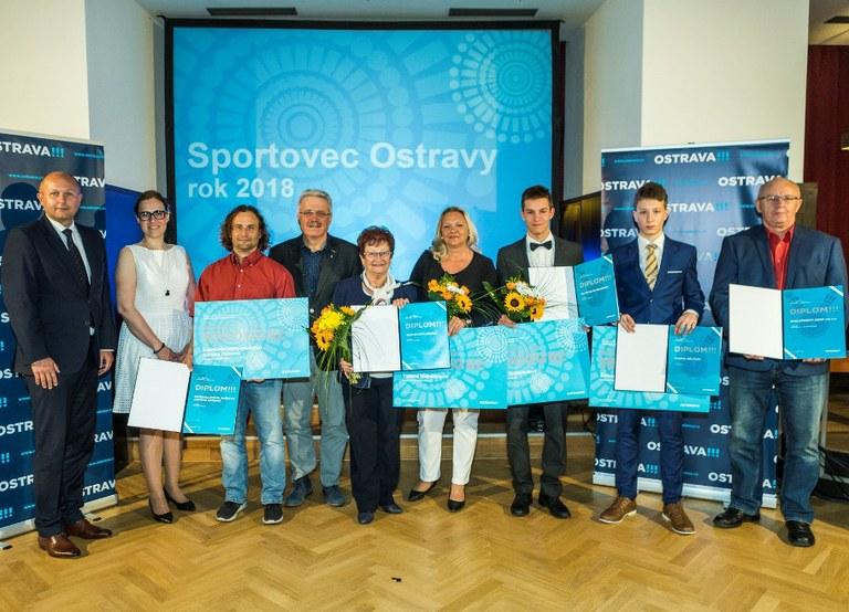 Ostravským Sportovcem roku je motocyklista Vojtěch Schwarz