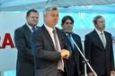 P. Kajnar hovoří o významu investice města.