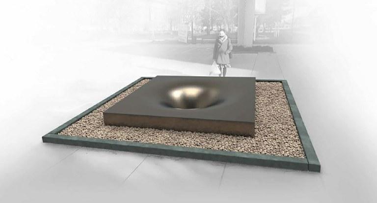 Památník obětem střelby u nemocnice navrhne výtvarník Dvorský