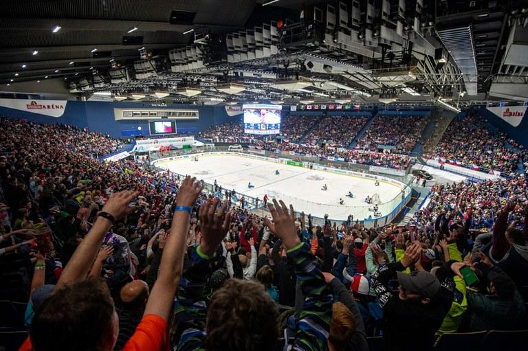 Para hokejový šampionát startuje už za dva dny