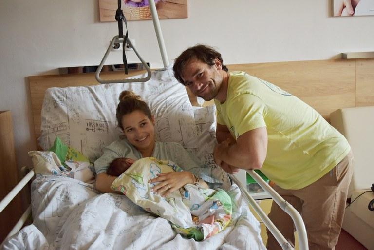Porodnice Městské nemocnice Ostrava nabídne další rodinné pokoje