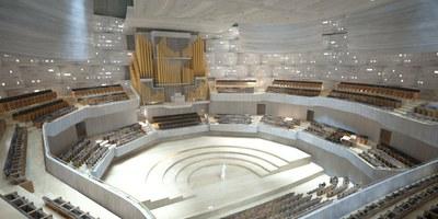 Práce na ostravském koncertním sále pokračují,  bude výrazně šetrný k životnímu prostředí