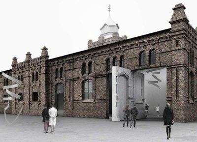 Přestavba jatek na galerii by mohla začít ještě letos