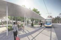 Přijďte debatovat o nové tramvajové trati