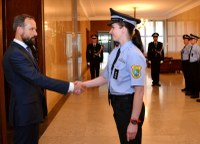 Primátor přijal slib nových strážníků