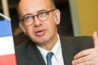 Primátor přijal velvyslance Francie Pierra Lévyho