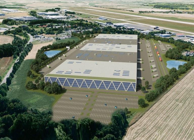 Průmyslový park v mošnovské zóně přinese přes 1900 pracovních míst