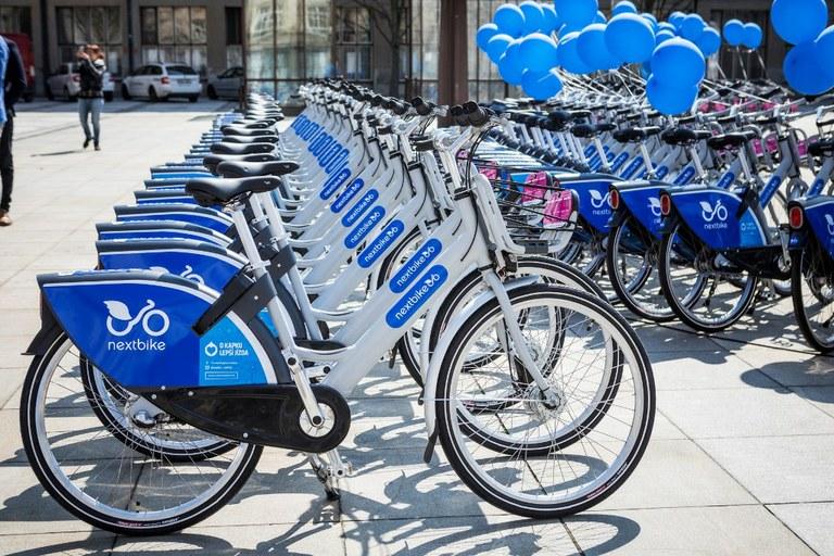První březnové pondělí se do ulic Ostravy vrátí sdílená kola