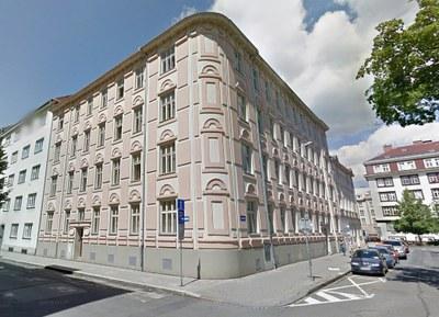 Rekonstrukce přemění kanceláře na 23 nájemních bytů