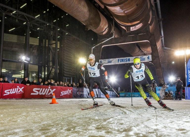 Sobota patří v Ostravě lyžařům — Ostrava