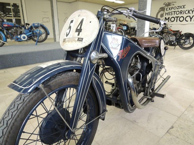 Studenti v Ostravě se budou učit restaurovat motocykly