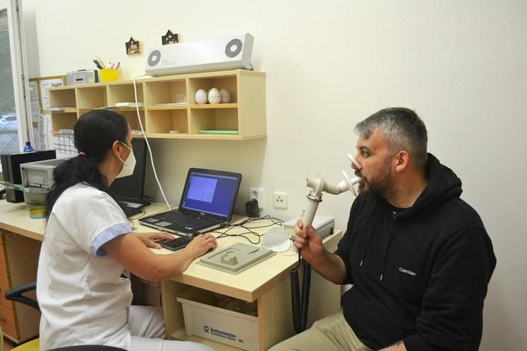 Světový den spirometrie upozorňuje na plicní onemocnění