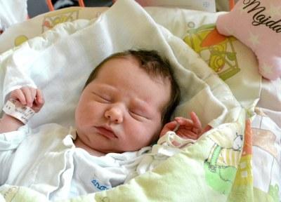 Tisící miminko v městské nemocnici