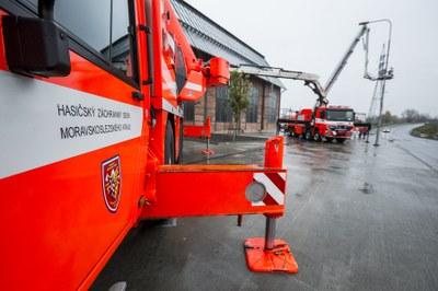 V Ostravě se dnes koná rozsáhlé cvičení složek IZS
