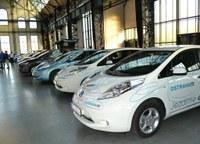 V Ostravě vyvrcholila spanilá jízda elektromobilů eRallye