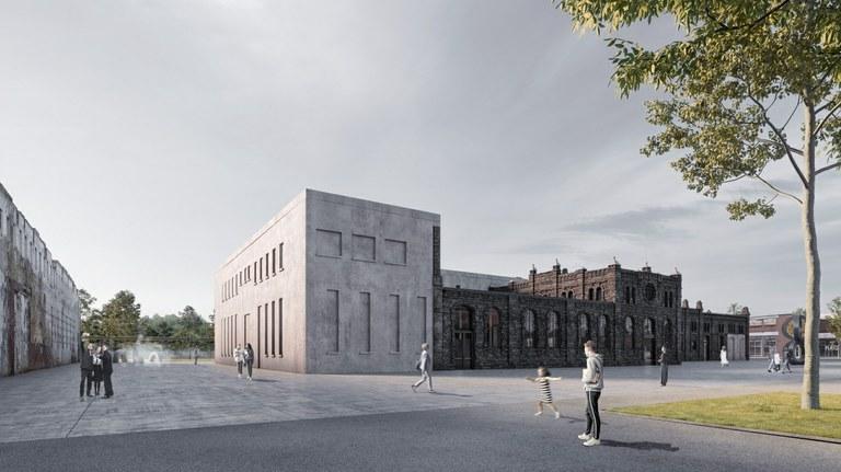 V Ostravě začíná přestavba bývalých městských jatek na galerii moderního umění