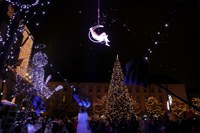 Prokešovo náměstí se odělo do sváteční atmosféry