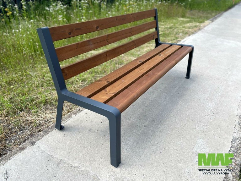 Vyberte tu NEJ lavičku pro zastávky MHD