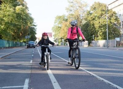 Vyfoťte cyklisty do soutěže Besipu
