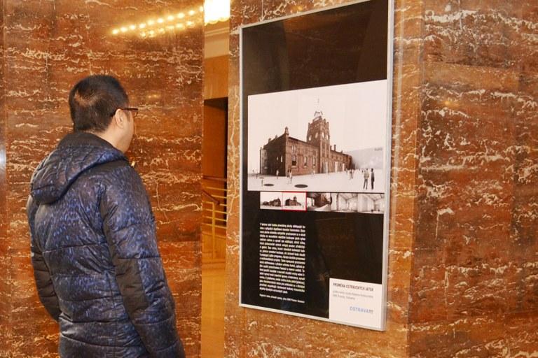 Výstava o proměnách městských jatek