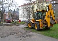 Začala rekonstrukce Parku čs. letců