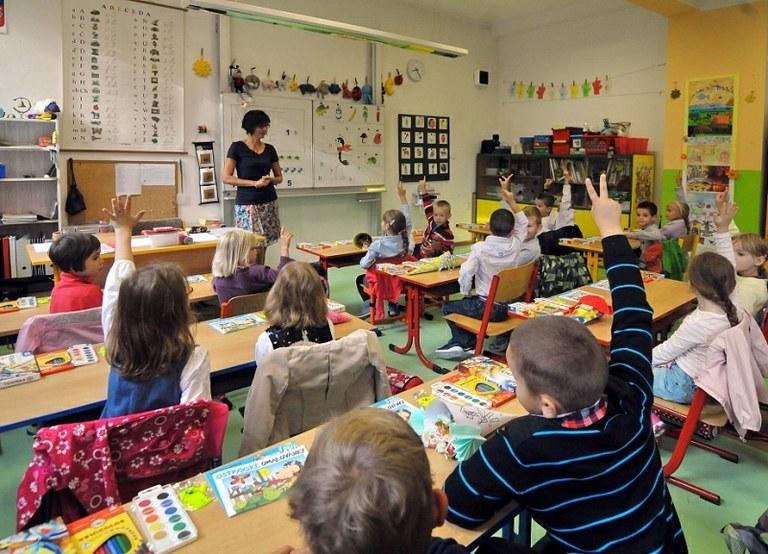 Zápisy do prvních tříd ostravských škol