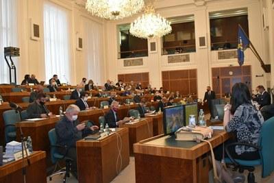 Zasedne zastupitelstvo města Ostravy