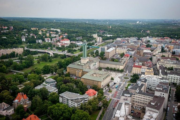Zastupitelstvo města vydalo Změnu číslo 2b Územního plánu Ostravy