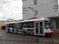 Tramvaj Olomouc