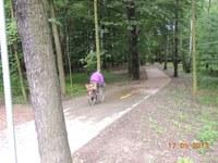 Trasa N Bělský les