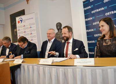 2020 IIHF World Junior Championship in Ostrava: only a year!