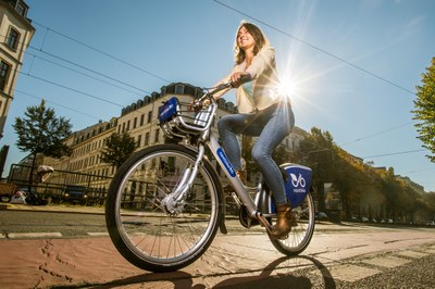 Bikesharing in Ostrava to continue with a new operator