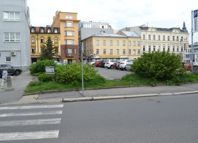 City is selling prime land in central Ostrava
