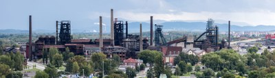 Coking Plant in Dolní Vítkovice has been made accessible