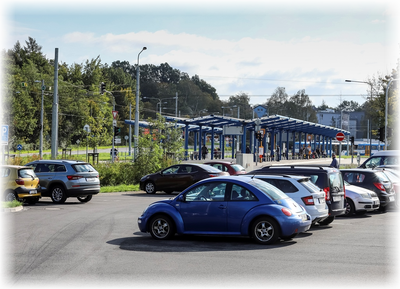 New car parks to relieve the centre of Ostrava