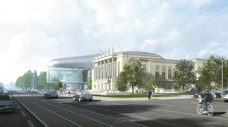 New Concert Hall -  A world-class design architecture for Ostrava