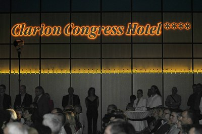 New congress centre opened at Ostrava's  Clarion Hotel