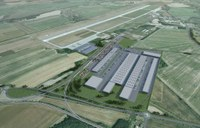 New logistics centre planned in Mošnov