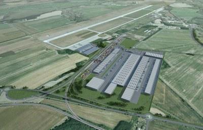 New logistics centre planned in Mošnov