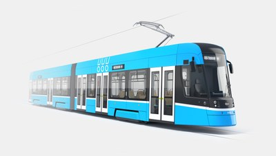 Ostrava already knows the look of its new trams