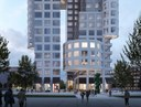 New building: visualisation