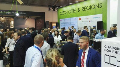 Ostrava coordinated the largest exposition in the history of Expo Real