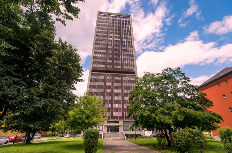 Ostrava has decided to undertake a complete reconstruction of the skyscraper
