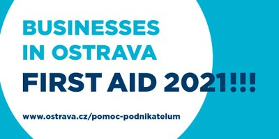 Ostrava is again helping small businesses overcome the COVID crisis