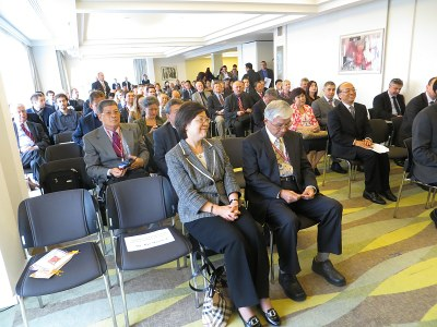 Ostrava meets with Taiwanese business delegation