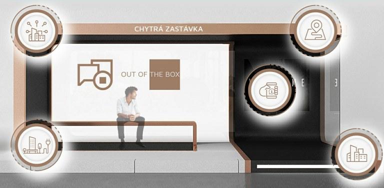 "Ostrava Transport Company to build ""smart stops"""