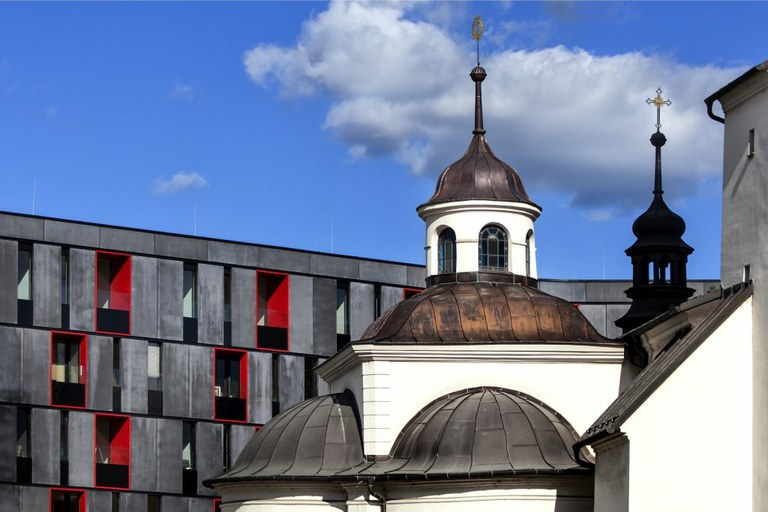 OSTRAVA WILL HAVE AN ARCHITECTURAL STUDIO